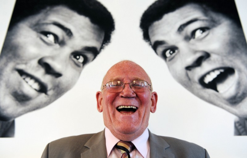 Richard Dunn 'In the Rings with Ali'