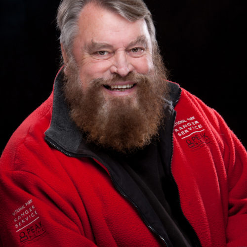 Brian Blessed Harrogate Event